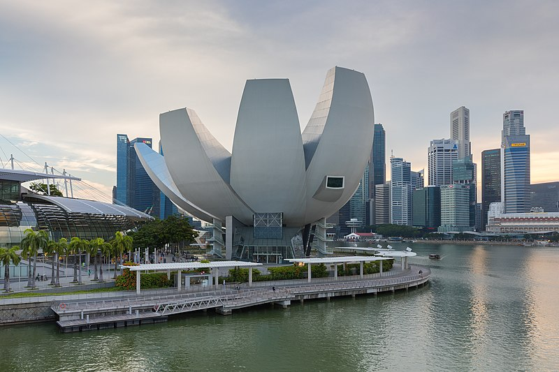 Astrology, architecture and art Singapore