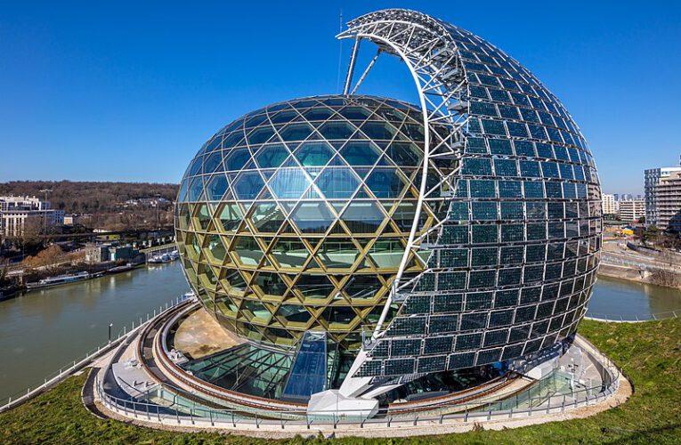 Sonnenschutz in der Jungfrau Architektur