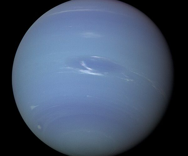 The Discovery of the planet Neptune