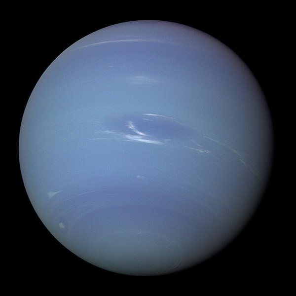 Neptune in Astrology, Natal Charts & History