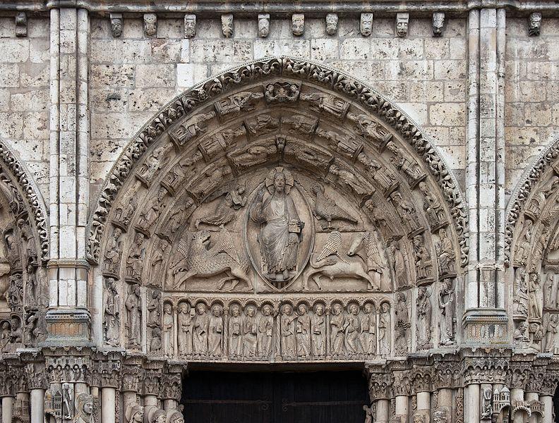 Zur Astrologie und Astrogeographie der Kathedrale von Chartres, Gotik und Frankreichs
