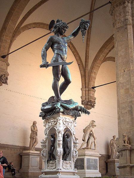 Astrologie und Kunst: Perseus und Medusa