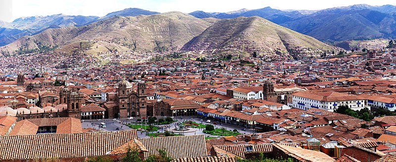 Astrology and astrogeography of Cuzco and the Inca Empire