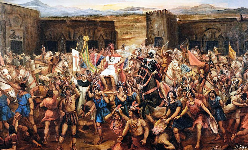 Capture of Atahualpa