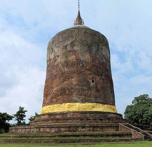 Buddhist Stupas in Astrology