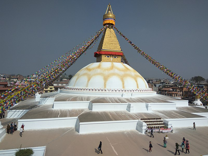 Astrology and astrogeography of Kathmandu and Buddhist temples