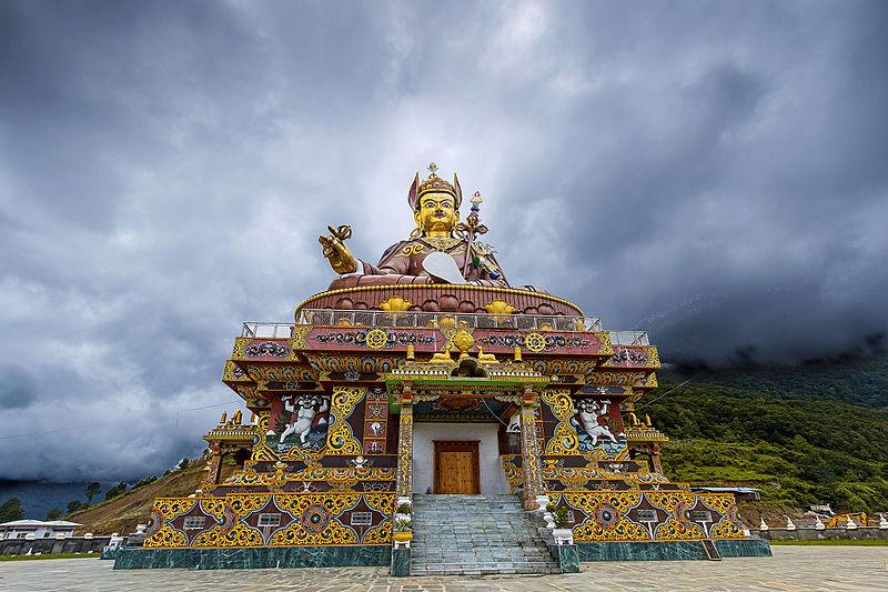 Astrology of Bhutan and Buddhist Spiritual architecture