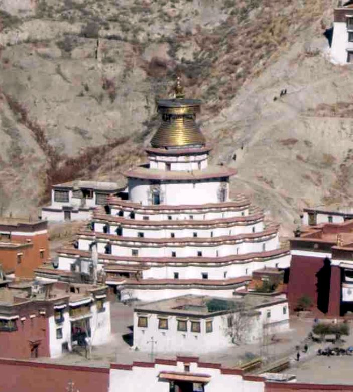 Tibetan Buddhist architecture and art in astrology