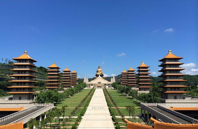 Fo Guang Shan Buddha in Libra