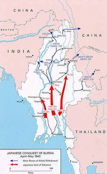 Astrology of Burma and World War 2