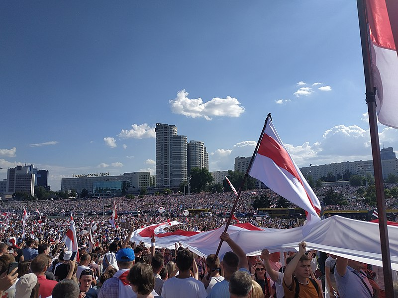 Protest Movement in Belarus 2020