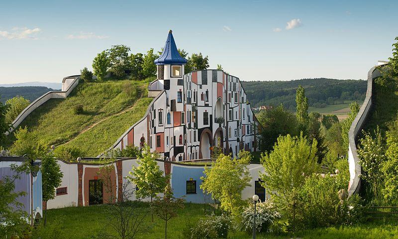 Hotel and Thermal Bath Bad Blumau