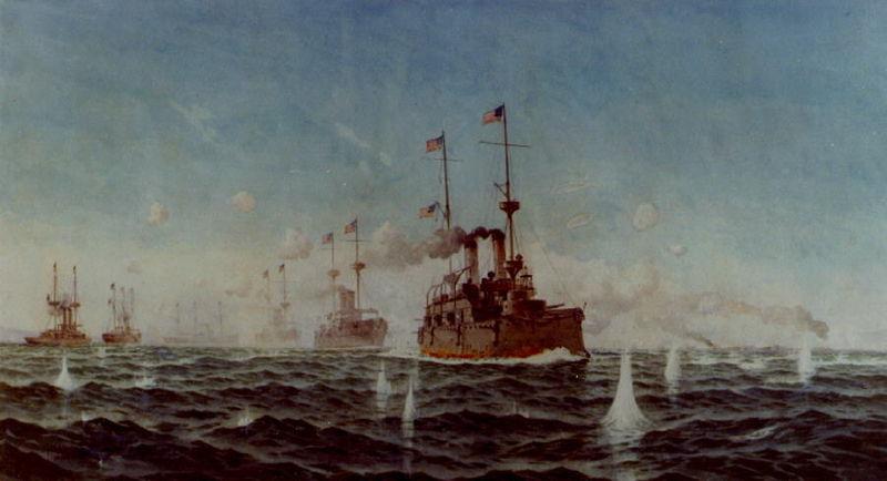 Battle of Manila Bay 1898