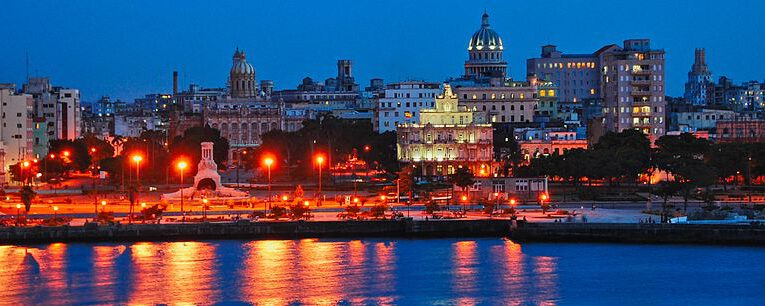 Havana and Cuba in astrology