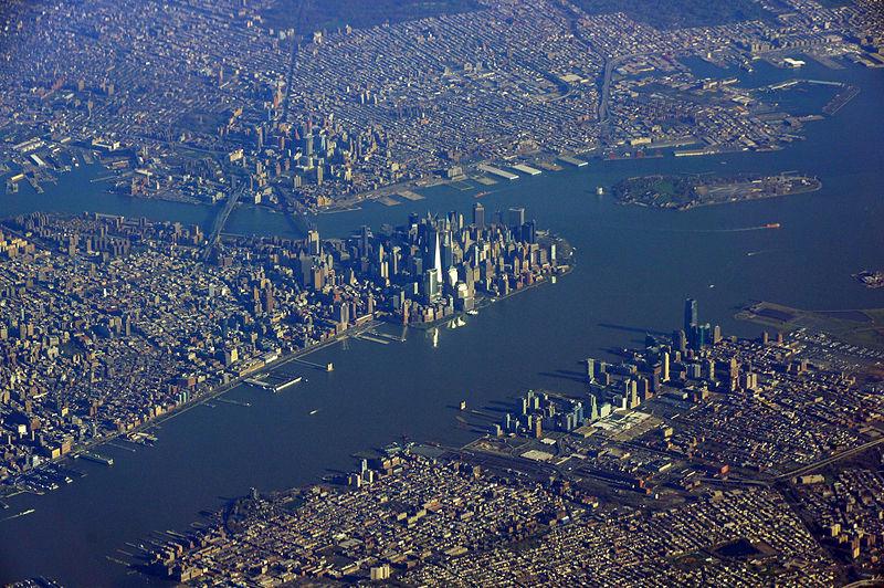 New York in astrology