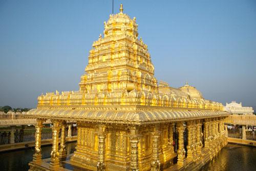 Sripuram Temple in astrology