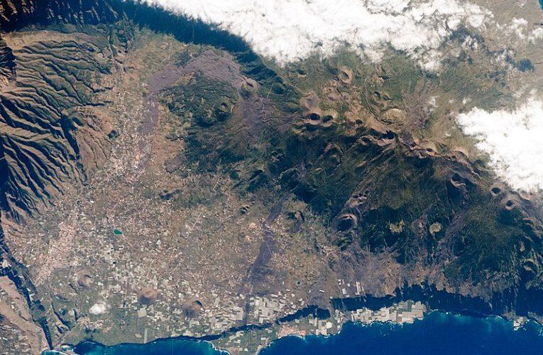 Der Ausbruch des Cumbre Vieja auf La Palma 2021