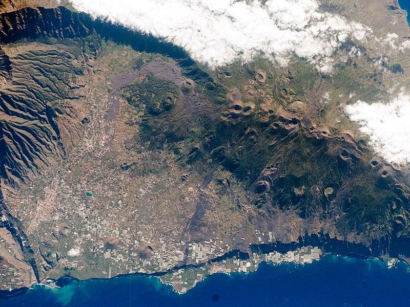 La Palma Vulkane